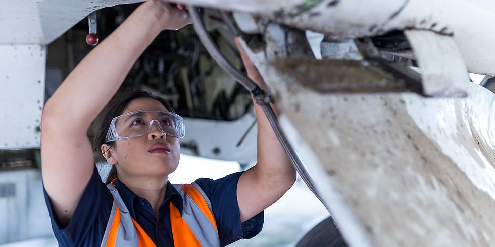 Series #1 - Du học Úc ngành Kỹ thuật hàng không