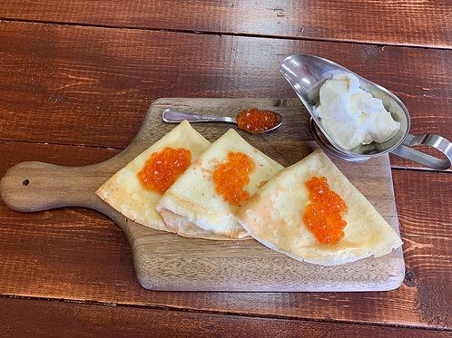 Caviar Blinchiki