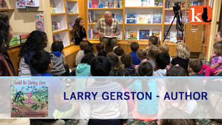 WENDELL THE WORKING WORM / LARRY GERSTON, AUTHOR