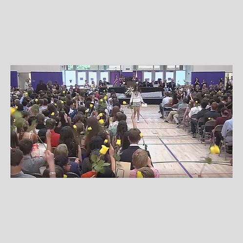 Fisher Middle School Graduation Video from Previous Years