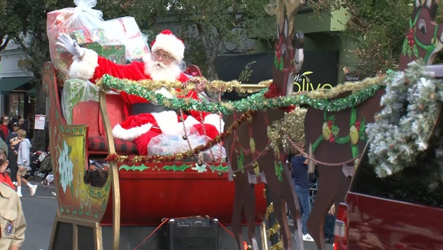 2017 LOS GATOS CHILDREN'S CHRISTMAS/HOLIDAY PARADE