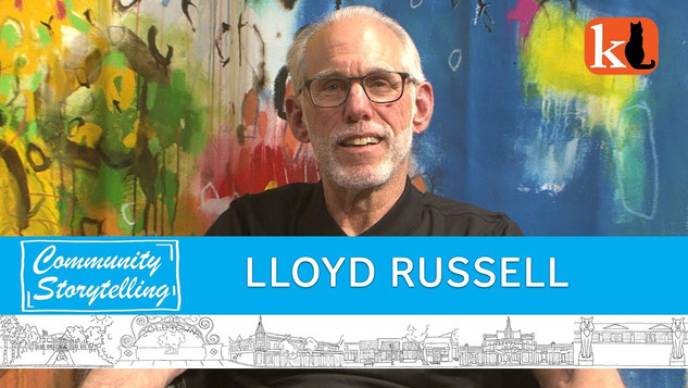 THE BOOK SAGE / LLOYD RUSSELL
