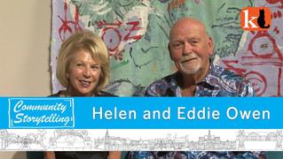 HELEN & EDDIE OWEN / CHERRIES, ONIONS, TIME & LOVE
