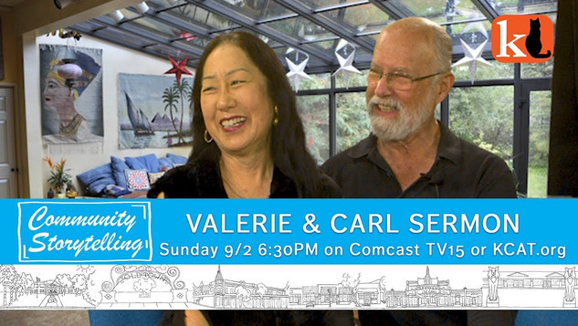 VALERIE & CARL SERMON / COMMUNITY STORYTELLING