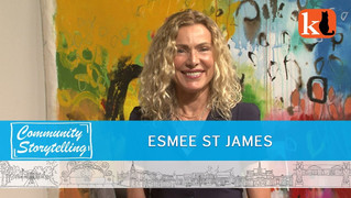 ESMEE ST. JAMES / THE DATING MUSE