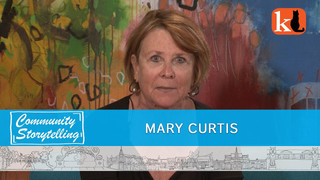 """MARY P. CURTIS / """"LOOK WHAT SHE DID"""""""