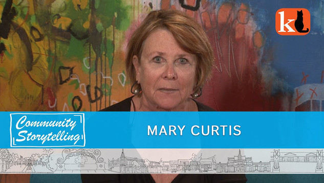 "MARY P. CURTIS / ""LOOK WHAT SHE DID"""