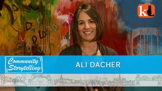 ALI DACHER / CANTER CALIFORNIA