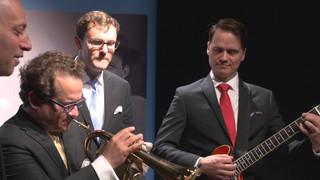 Jazz Tonight '15 with Michael Jacobi - The Four Freshmen