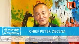 PETER DECENA / CHIEF OF POLICE