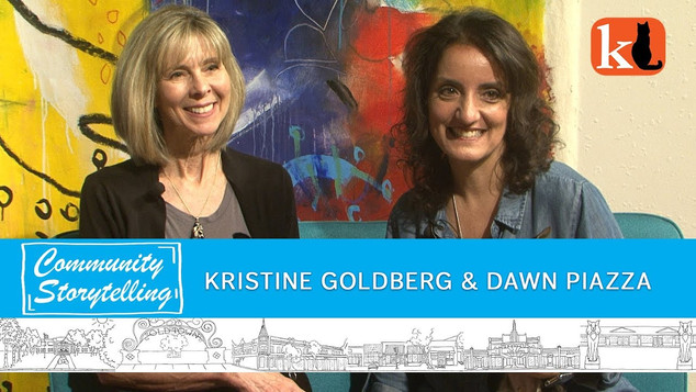 SAVE AND RESCUE OUR FURRY FRIENDS / KRISTINE GOLDBERG AND DAWN PIAZZA