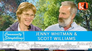 SAVE BEAR CREEK STABLES / JENNY WHITMAN & SCOTT WILLIAMS