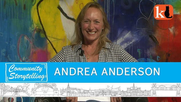 """""""SILICON VALLEY IS A DIFFERENT TYPE OF TOURIST DESTINATION""""  /  ANDREA ANDERSON, AUTHOR"""