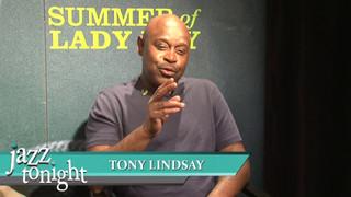JAZZ TONIGHT / TONY LINDSAY