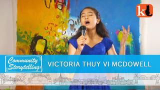 VICTORIA THUY VI MCDOWELL / SO. BAY TEEN IDOL WINNER