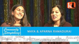 EATING DISORDERS / APARNA AND MAYA RAMADURAI