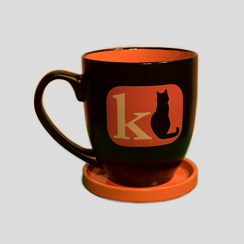 FREE KCAT TV15 COFFEE MUG with your donation!