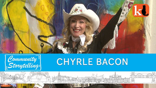 MISS WILD WEST - YEE HAW! / CHYRLE BACON