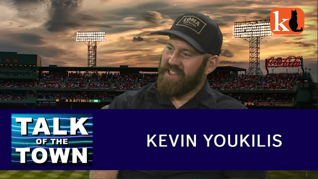 KEVIN YOUKILIS / TALK OF THE TOWN
