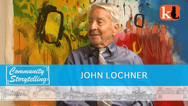 "JOHN LOCHNER / ""MR. LOS GATOS"""