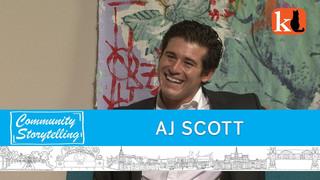 AJ SCOTT / HUMANITARIAN HERO