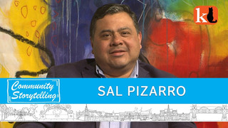 "THE SAL & LISSA SHOW - COMING SOON / SAL PIZARRO, ""AROUND TOWN"" COLUMNIST"