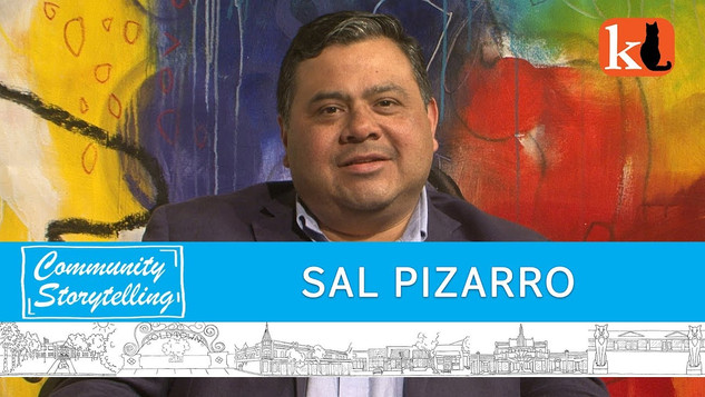 "THE SAL & LISSA SHOW - COMING SOON / SAL PIZARRO, ""AROUND TOWN"" COLUMNIST"