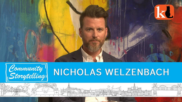 CELEBRATING A LIFE WHILE GRIEVING / NICHOLAS WELZENBACH