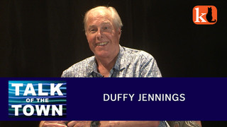 TALK OF THE TOWN FEATURING DUFFY JENNINGS