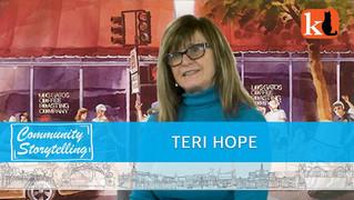 TERI HOPE / LOS GATOS ROASTING CO.