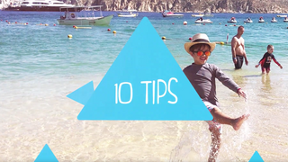 10 TIPS TO HAPPY TRAVELS WITH KIDS  /  ON THE SCENE WITH NADINE
