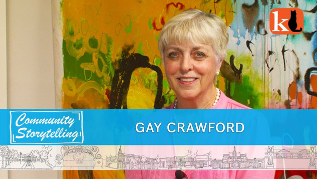 GAY CRAWFORD / WOMAN OF INFLUENCE