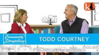 RHYMING EVERYTHING / TODD COURTNEY