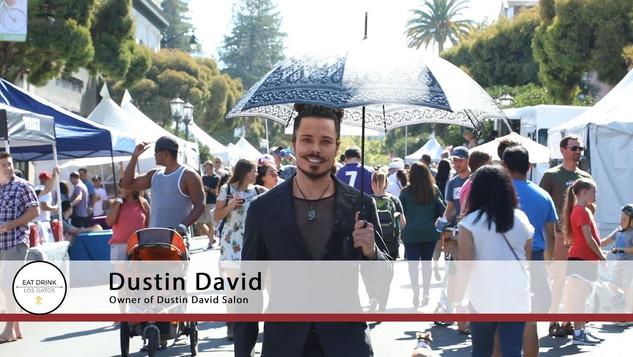 EAT DRINK LOS GATOS WITH HOST DUSTIN DAVID