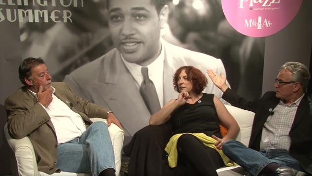 Jazz Tonight '16 with Michael Jacobi // Cheryl Bentyne & Mark Winkler