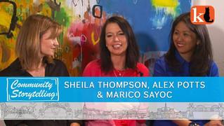 UNITY CARE / MARICO SAYOC, SHEILA THOMPSON, ALEX POTTS