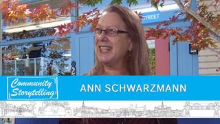 ANN SCHWARZMANN / HAPPY DRAGON THRIFT SHOP