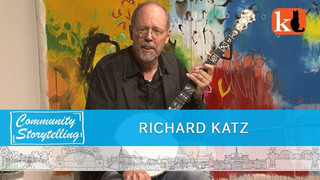 "RICHARD KATZ / ""THAT BAGPIPE GUY"""
