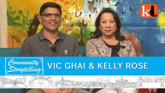 CHILD ADVOCATES MAKING A DIFFERENCE / VIK GHAI & KELLY ROSE