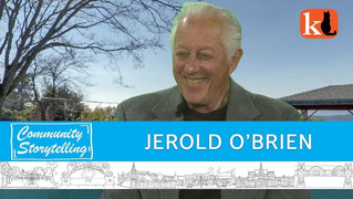MILITARY TO WINEMAKER / JEROLD O'BRIEN