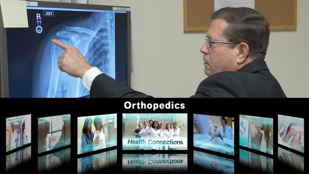 HEALTH CONNECTIONS / ORTHOPEDICS