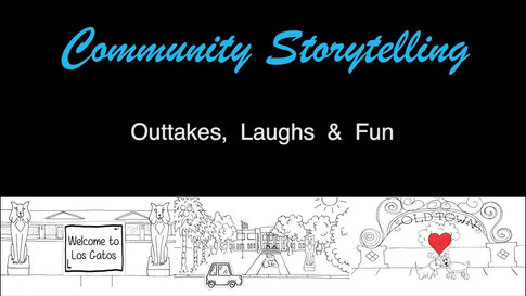 COMMUNITY STORYTELLING OUTTAKES