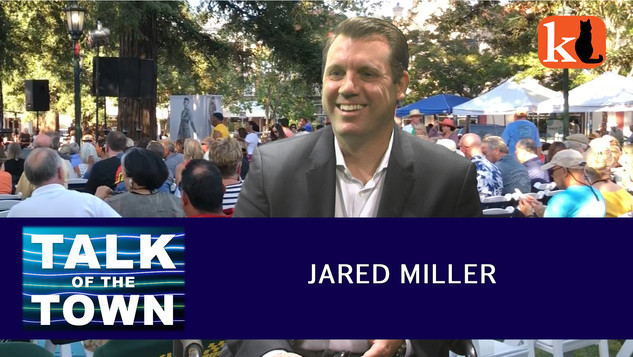 TALK OF THE TOWN FEATURING JARED MILLER