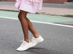 This Pair of Allbirds Is the Perfect Spring Travel Sneaker