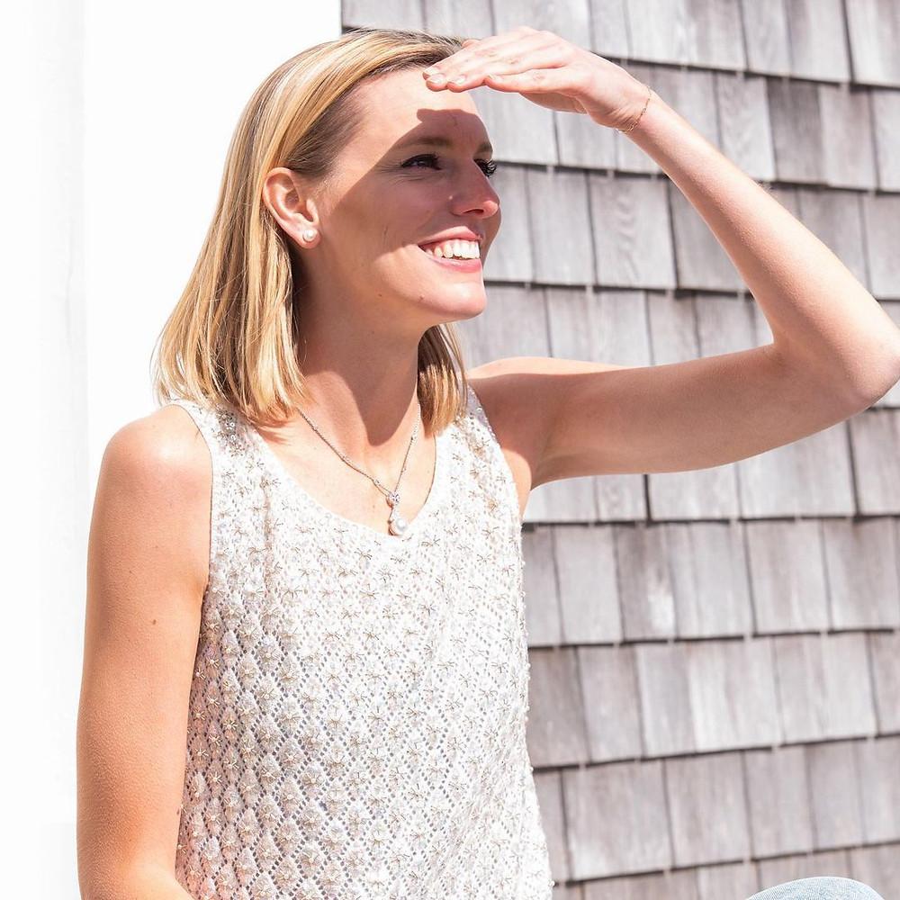 Anna jay summer style in nantucket