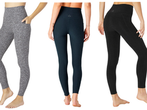 The Best Travel Leggings Are From Beyond Yoga