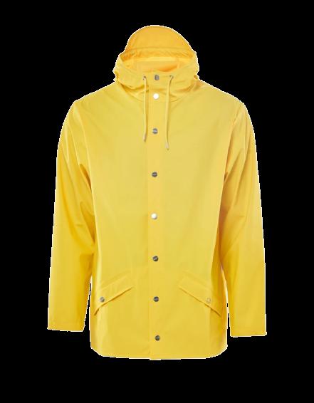 yellow rain jacket for nantucket