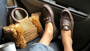 The Best Travel-Friendly Shoes to Wear on the Airplane