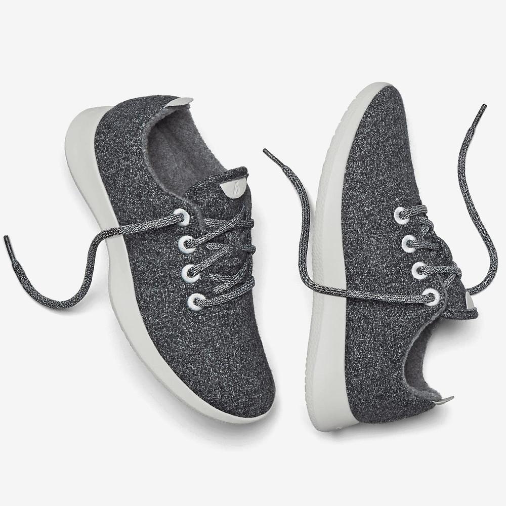 women's wool runners sneakers in natural grey from allbirds