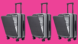 This Is the Best Hardside Carry-On Suitcase on Amazon